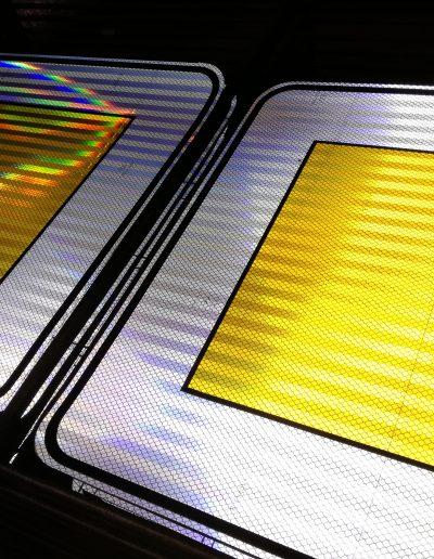 Sieťotlač reflexná 3M farba