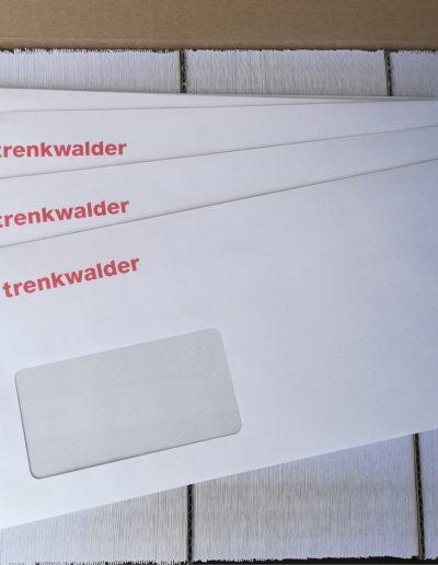 Ofsetová tlač - obálky