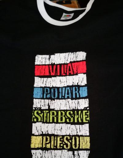 Potlač tričiek sieťotlač