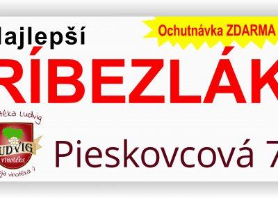 Ludvig billboard Ribezlak