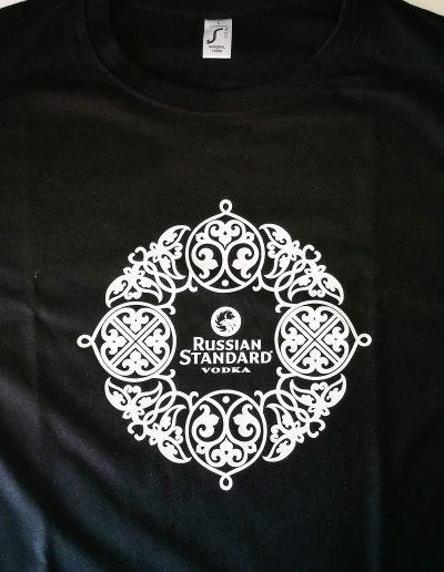 Digitálna tlač na tričká