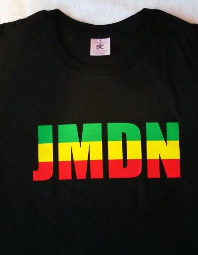 Sieťotlač tričko JAMADAN